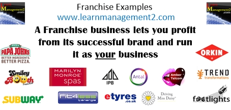 franchise businesses