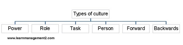 Types Of Organisational Culture